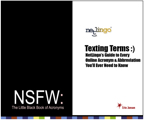 The Largest List of Chat Acronyms and Text Message Shorthand