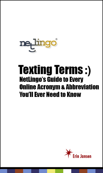 Texting Terms
